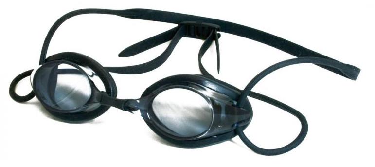 Lunette de natation a la vue