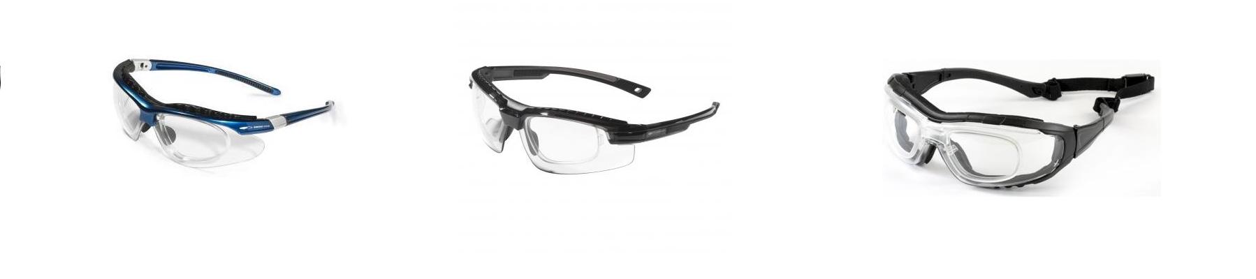 Lunettes de protection a la vue avec insert visionalis