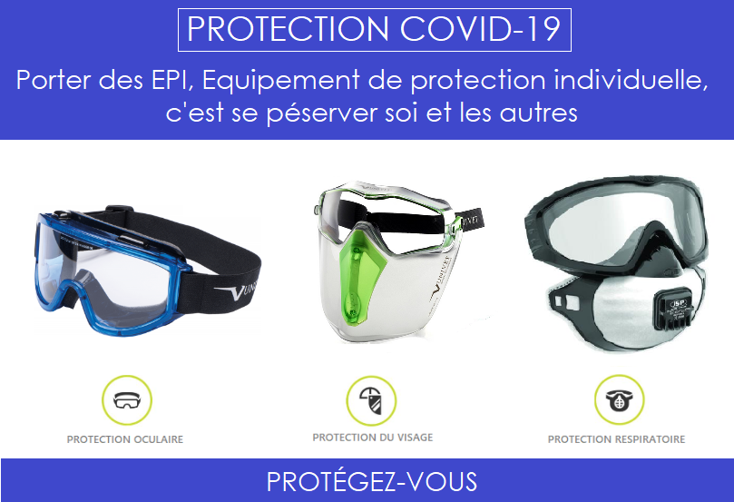 Protection covid