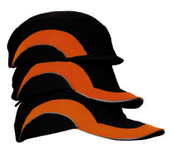 Taille de visiere pour casquette anti heurt